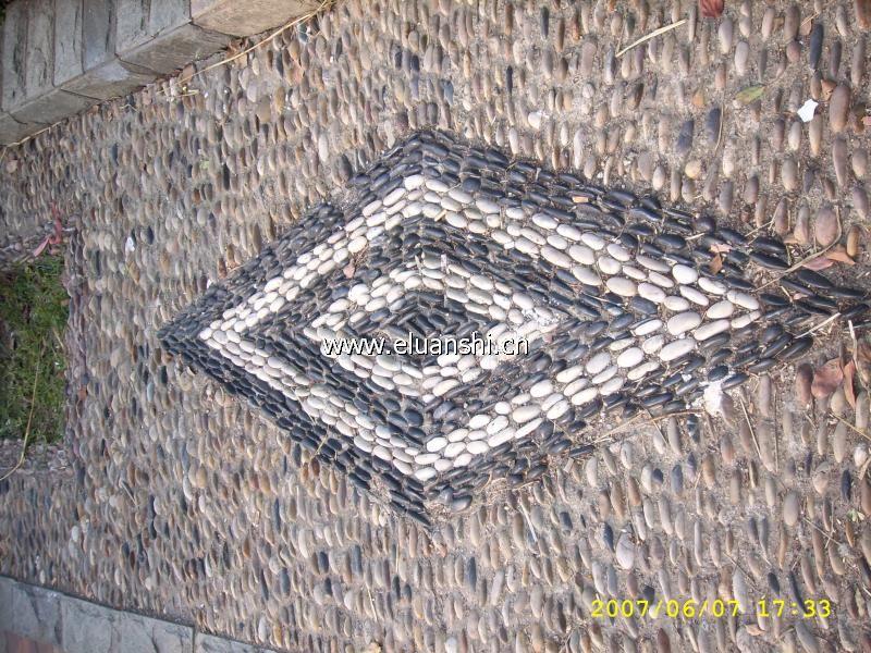 鹅卵石阳台装修设计中的应用场景 | 2:鹅卵石室内装饰效果 | 3:鹅卵石